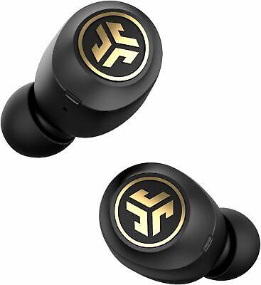 JLab Audio - JBuds Air Icon True Wireless In-Ear Headphones - Black