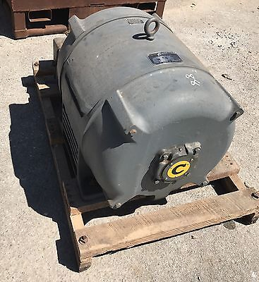 Nos Magnetek Century 100 Hp Ac 3 Ph Electric Motor