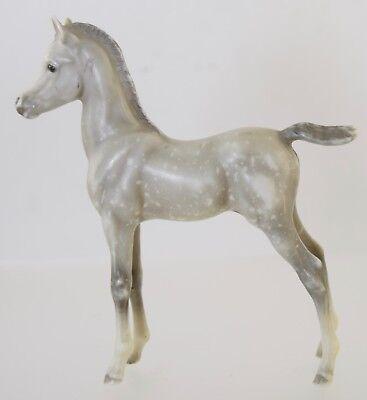 BREYER FAMILY ARABIAN FOAL DAPPLE GRAY HORSE 24