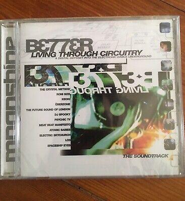 Better Living Through Circuitry CD Electronic Dance Underground Brand