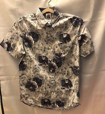 Kennington Ltd. Men's Shirt Size X-large Hawaiian