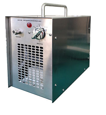 NEW COMMERCIAL INDUSTRIAL OZONE GENERATOR MACHINE CARPET CLEANING 30,000 MG/ HR