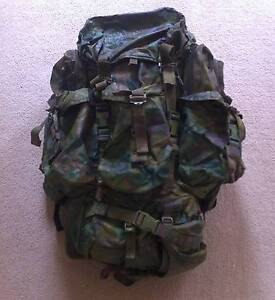 Heavily Modified US Army Alice Pack with Al Frame and Straps Ryde Ryde Area Preview