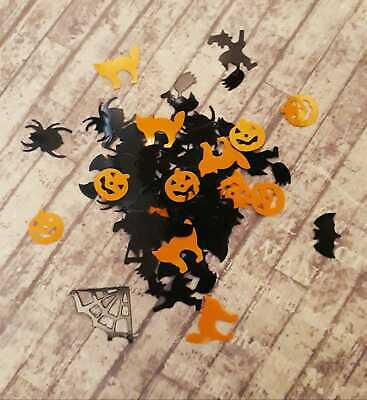 Halloween Mix Table Confetti, 100 Pcs, Halloween Party, Scary, Decor, Supply