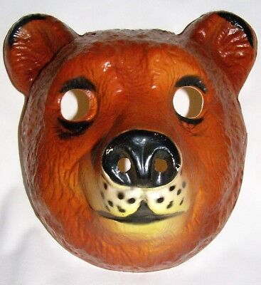 The Bear ! Hairy & Scary  Animal,Perfect Gift for - Scary Masks For Kids