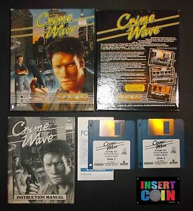 JUEGO-ATARI-ST-CRIME-WAVE-US-GOLD-NO-TESTED