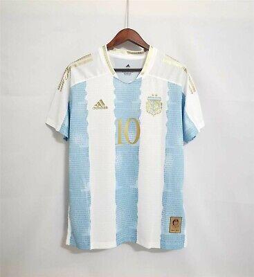 Sel ARGENTINA Diego Armando Maradona 1960 2020 commemorative football shirt rare