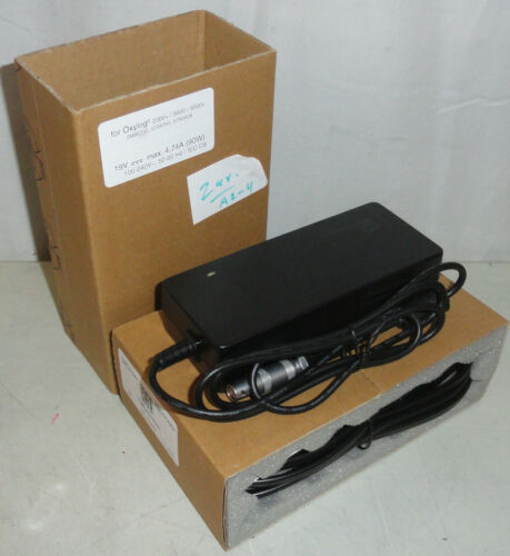 Original Drager Draeger Dräger Oxylog Oxy Log 2000 3000 Power Supply Charger