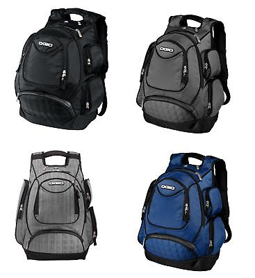 OGIO Metro Pack 711105 Backpack, Laptop Sleeve - Pick a Colo