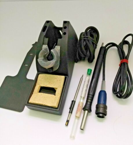 Pace TD-100 N IntelliHeat Kit soldering iron /2 Free Tips included / Great price