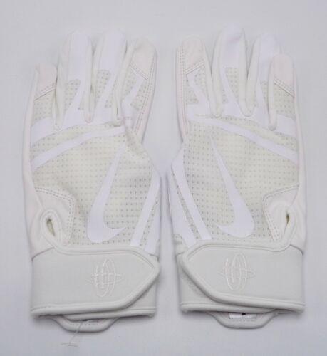 Nike Huarache Edge Batting Gloves White/Barely White Men