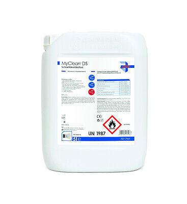 MyClean DS Schnelldesinfektion 5 L, geeignet für den Lebensmittelbereich