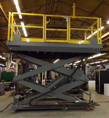 Southworth Lift Platform Lsh3-150 3000 Lb Capacity 12 X 94 12 12 Travel