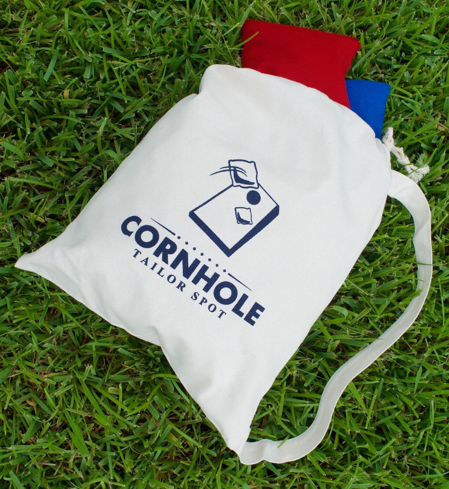 cornhole tote bag shoulder strap by heavy