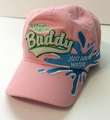 0de55d02686cf Pink Instant Fishing Buddy Hat - Bass Pro Shops Gone Fishing (Baseball Cap)