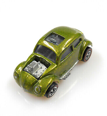 Hot Wheels Redline Custom Volkswagen in Antifreeze Nice for your Rainbow...