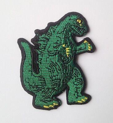 Godzilla - Patch Aufnäher - Kostüm Aufnäher zum Aufbügeln - (Godzilla Kostüme)