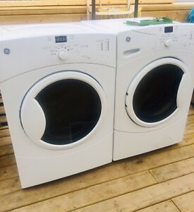 GE Front Load Washer & Dryer ! Will deliver & run them