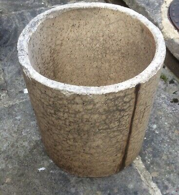 Reclaimed VINTAGE Round  CHIMNEY POT