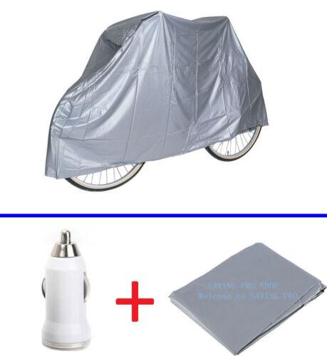 Waterproof Bicycle Cover Bike Sun Rain Dust Protector Outdoor for bikes USA