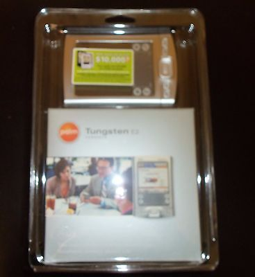 Palm Pilot Tungsten E2 PDA Handheld ***** NEW Sealed*****   (5)