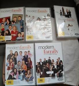 Modern family seasons Wollongong Wollongong Area Preview