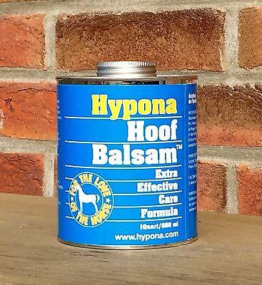 (€ 31,78/l) Hypona Hoof Balsam 880 ml ohne Pinsel Huföl Hufbalsam - H & H Celle