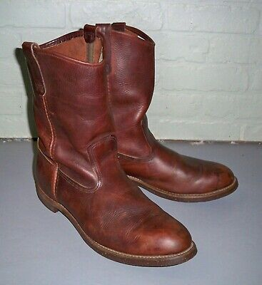 Red Wing Irish Setter Western Work Boots -  Size 14 D