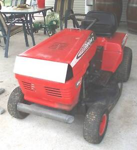 Rover Rancher Ride on Mower Deception Bay Caboolture Area Preview