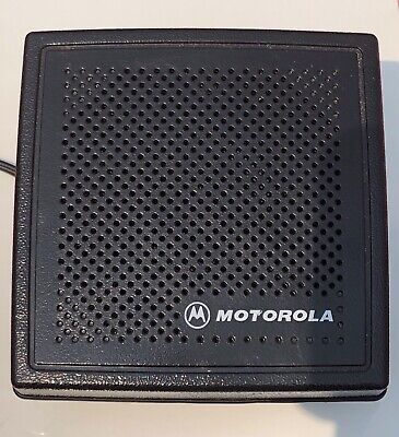 Motorola Hsn4032a 2-way Mobile Radio Speaker
