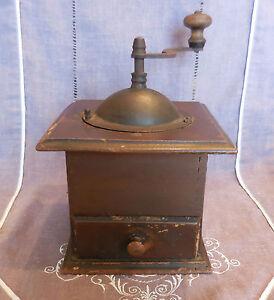 ancien moulin a cafe collection ebay. Black Bedroom Furniture Sets. Home Design Ideas