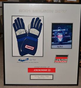 2001 Molson Indy - Collectors Item - Signed!