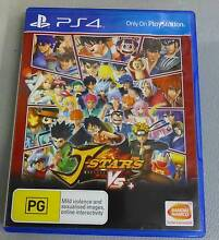 J-STARS VICTORY VS+ PS4 GAME Campbelltown Campbelltown Area Preview