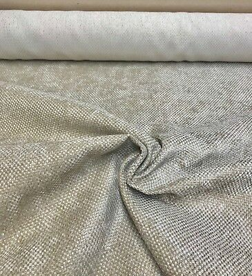 SUPER LUXURIOUS MINK CHENILLE UPHOLSTERY FABRIC 3.8  METRES