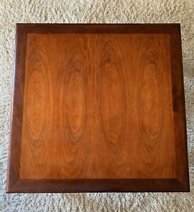 Solid Jarrah Coffee Table 1 metre square - sold p / pickup