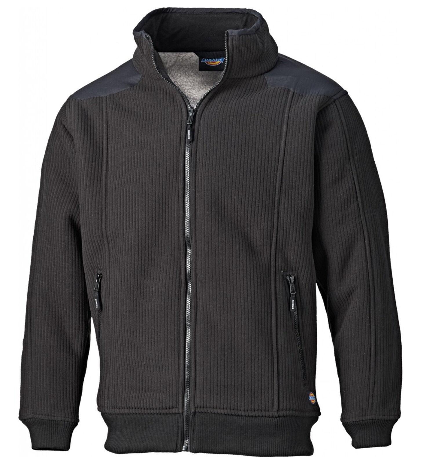 Men's Soft Shell Bonded to Polar Fleece Full Zip Jacket W