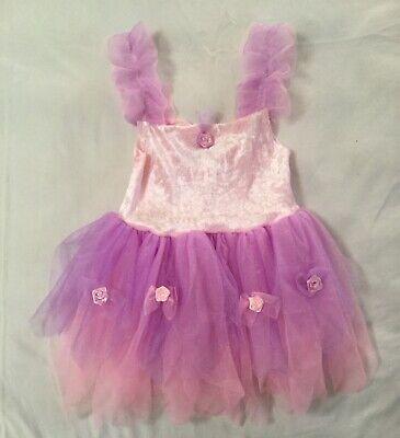 WHAT KIDS LIKE BEST FANTASY FAIRY PRINCESS TUTU COSTUME SIZE S-M Pink & - Best Fantasy Costumes