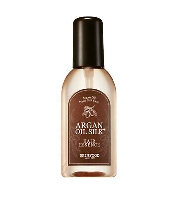 SKINFOOD Argan Oil Silk Plus Hair Essence 100ml - Korea Cosmetic