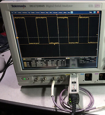Tektronix P7513 Trimode Probe 13ghz With Tekconnect Interface