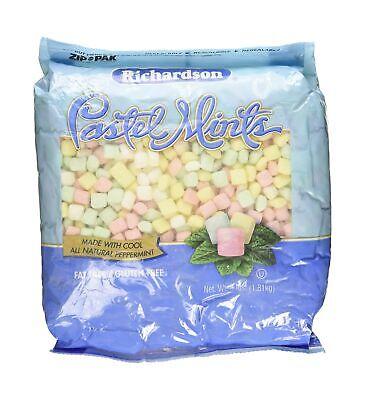 Richardson Pastel Mints 4 Lb Bag