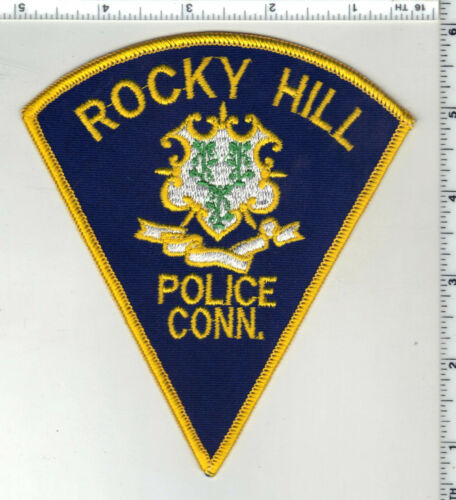 Rocky Hill Police (Connecticut) 1st Issue Shoulder Patch