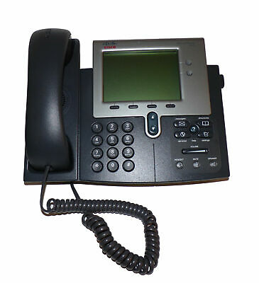 Cisco 7942g Unified Business Ip Phone Internet Phone Office Refurbished