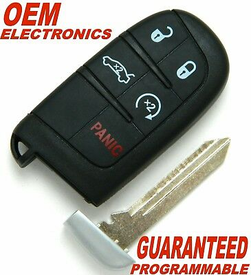 NEW 2015 2016 2017 CHRYSLER 200 REMOTE START KEY FOB SMART KEY 68155687