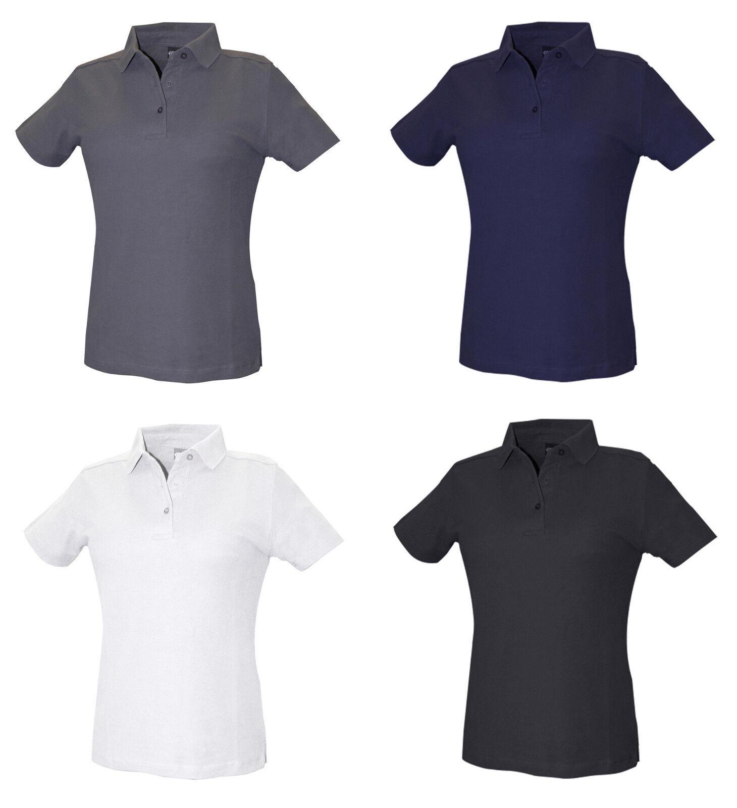DASSY Leon Women Poloshirt Damen Frauen Freizeitshirt Arbeitskleidung Workwear