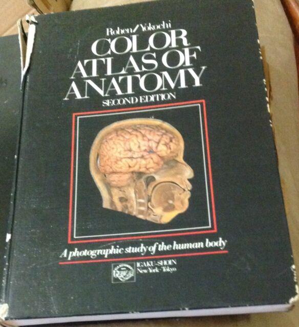 Rohen and Yokochi Atlas of Anatomy | Textbooks | Gumtree Australia ...
