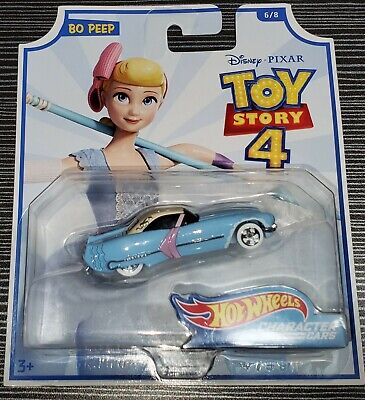 Hot Wheels Toy Story 4 Bo Peep Character Car by Disney and Pixar #6/8