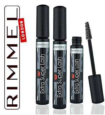 Rimmel Extra Super Lash Mascara (Rimmel - Extra Super Lash Mascara - Black - Brown Black - 8ml)