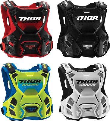 Thor Guardian MX Chest Protector - Motocross ATV Offroad Dirtbike Roost (Motocross Chest Protector)