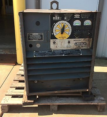Lincoln Electric Idealarc Dc-400 Stick Welder