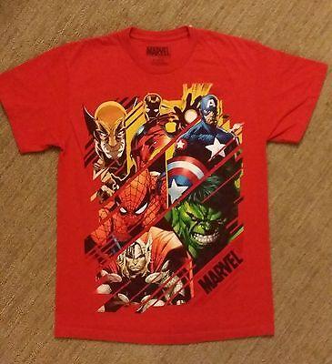 Мужская футболка OFFICIAL Marvel The Avengers